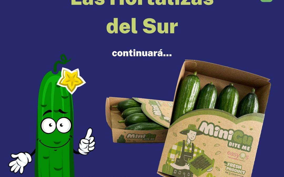 """Capítulo 7 de """"las Hortalizas del Sur"""": 𝗠𝗶𝗻𝗶𝗚𝘂®se presenta"""