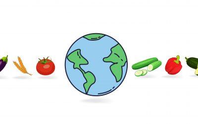 Una alimentación más sana para mover el mundo